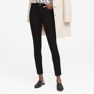 Banana Republic   Black Skinny Jeans sz 27 short